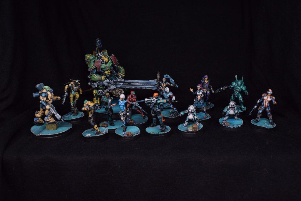 Nomads - Armee Teil 1