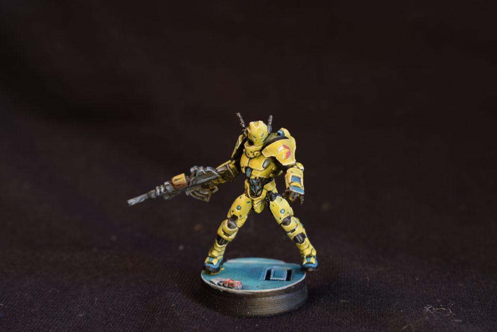Panoceania - Orc-Trooper